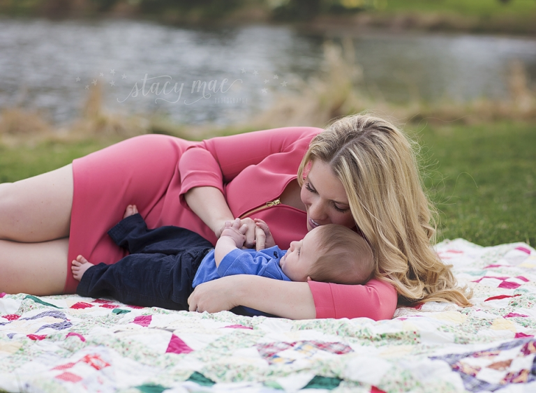 Mother's Day Mini Session Pose Ideas - Stacy Mae Photography - NJ