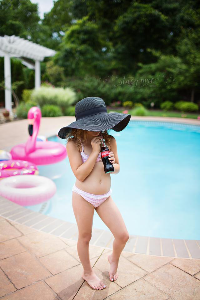 Mini Pool Party Pool Party Mini Session