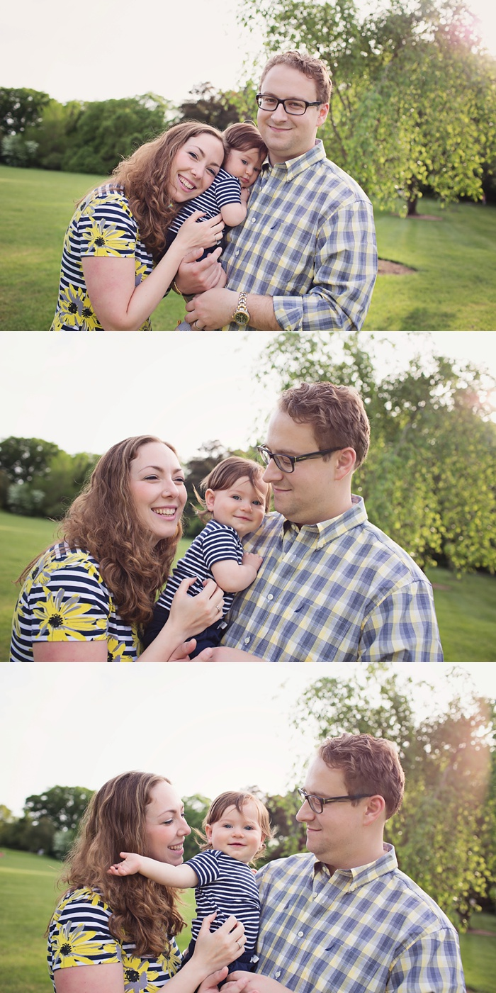 Fun family session in Morristown, NJ. www.stacymaephotography.com