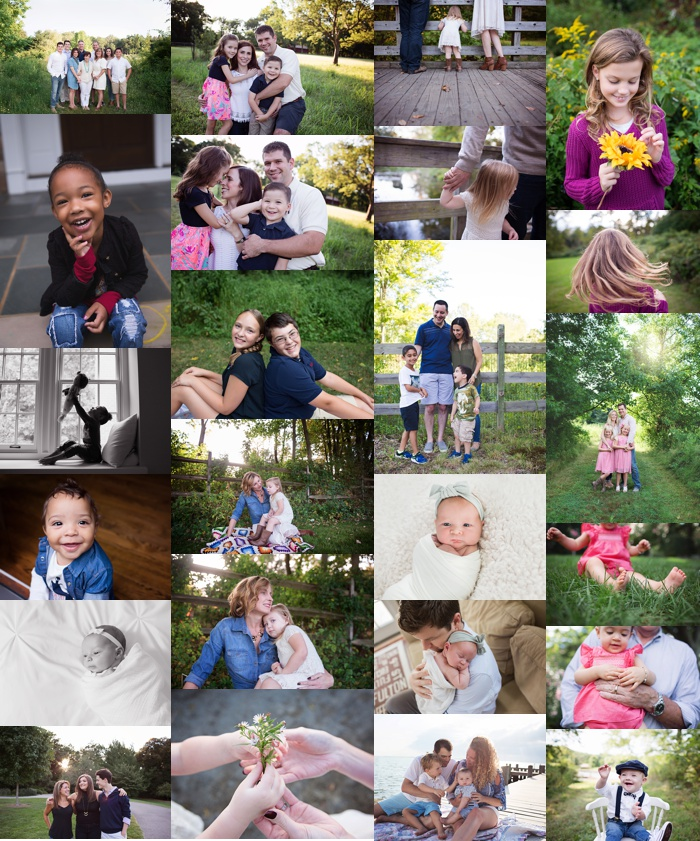2016 Year in Review. www.stacymaephotography.com NJ Family Photographer