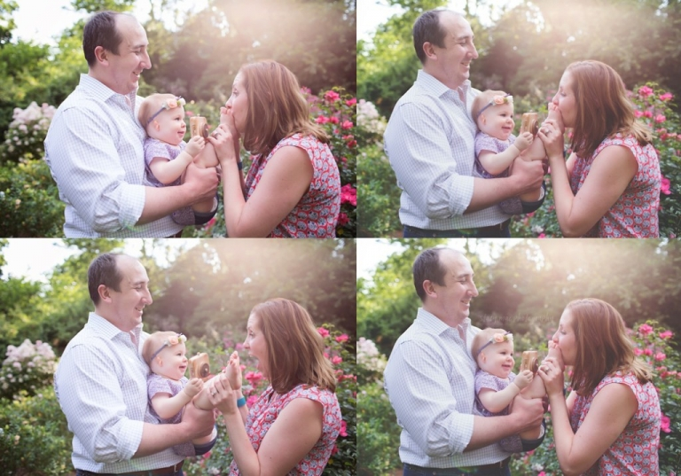 Sunset family session in NJ. Lifestyle family poses. Backlit family session. www.stacymaephotography.com