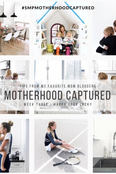 Blog series called Motherhood Captured which features mom bloggers and tips for how moms can get in the frame more. Images of motherhood. Mom and me posing ideas. www.stacymaephotography.com